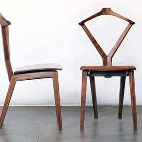 Handmade Rocking Chair No. 1 by Reed Hansuld Fine Furniture Craftsman ...