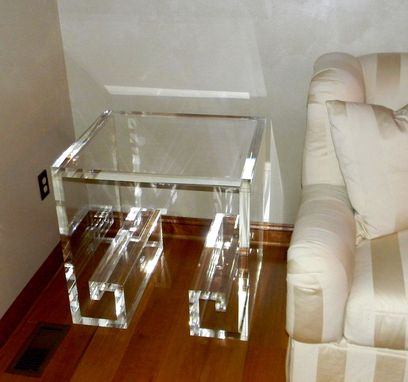 Custom Made Greek Key Tables - Console Tables, End Tables Coffee Tables