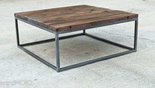 Custom Made Mason's Coffee Table