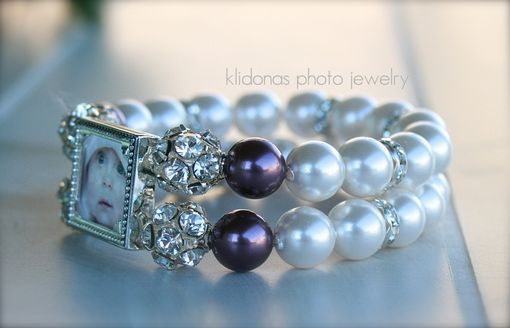 Custom Made Mother Of The Bride Bracelet, Mother Of The Bride Jewelry, Wedding Bracelet