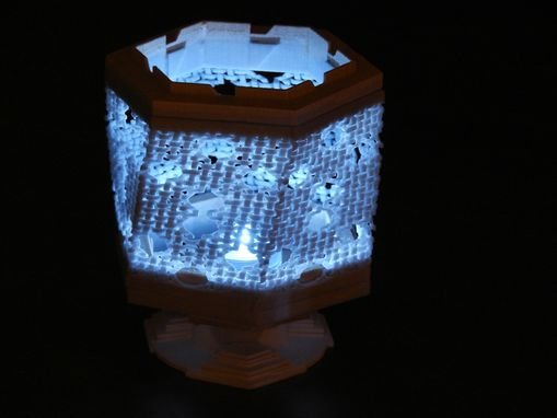 Custom Made Table Lamps- Component