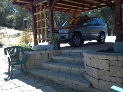 Custom Made Car Port
