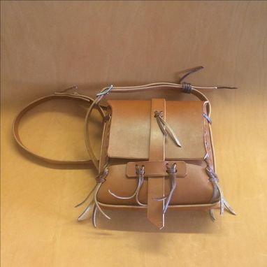 Custom Made Premium English Bridle Bag