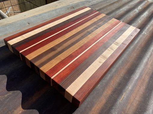 Custom Made Hardwood Cutting Board