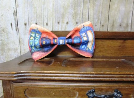 Custom Made Doctor Who Bow Ties