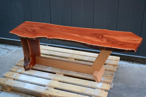 Custom Made Iron Bark Coffee Table