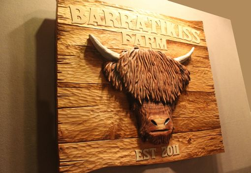 Custom Made Custom Wood Signs | Carved Wood Signs | Farm Signs | Home Signs | Business Signs