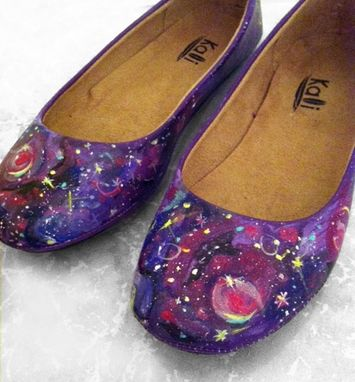 Custom Made Space Shoes