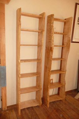 Custom Made Bookcase, Shelving