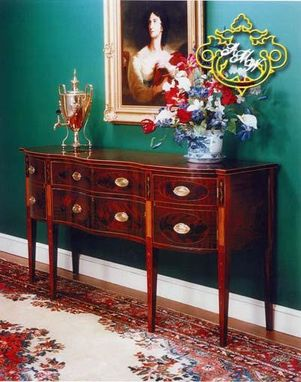 Custom Made Virginia Sideboard