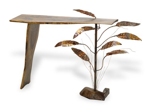 Custom Made Kelp Shark Sofa/Entry Table ( 昆布サメ Konbu Same)