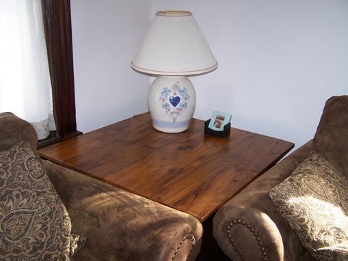 Custom Made Corner Table