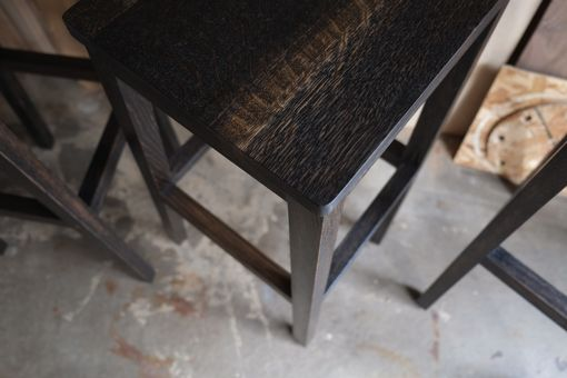 Custom Made Scott's Bar Stools