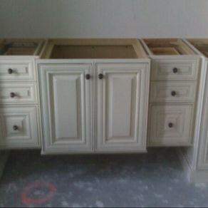 Custom Bathroom Vanities Mn custom bathroom cabinetry | custommade