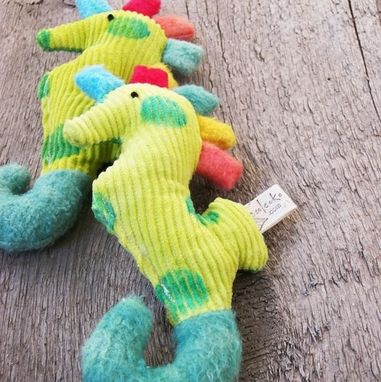 Custom Made Organic Baby Rattle Custom Toy