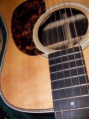 Custom Made Rl-28 Acoustic Guitar