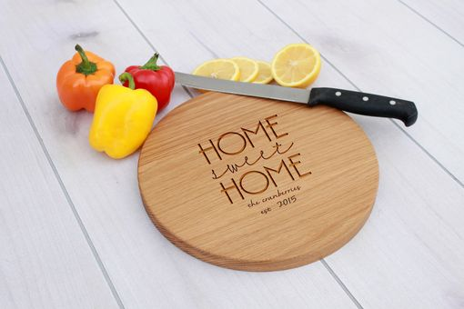 Custom Made Personalized Cutting Board, Engraved Cutting Board, Custom Wedding Gift – Cbr-Wo-Thecranberries