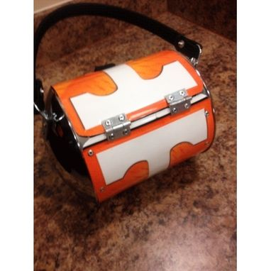 Custom Made Sports Plate Purse