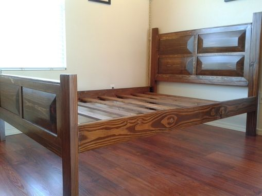 Custom Made Designer Full Size Custom Made Bed