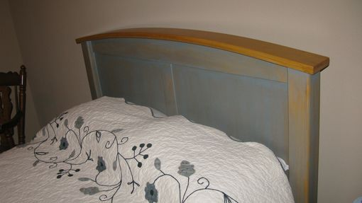 Custom Made Queen Headboard