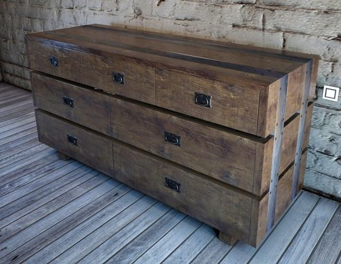 Custom Made Steel Belt Dresser