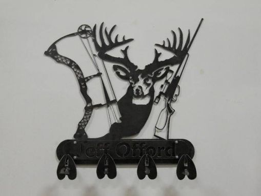 Custom Made Hunter's Coat/Key Rack