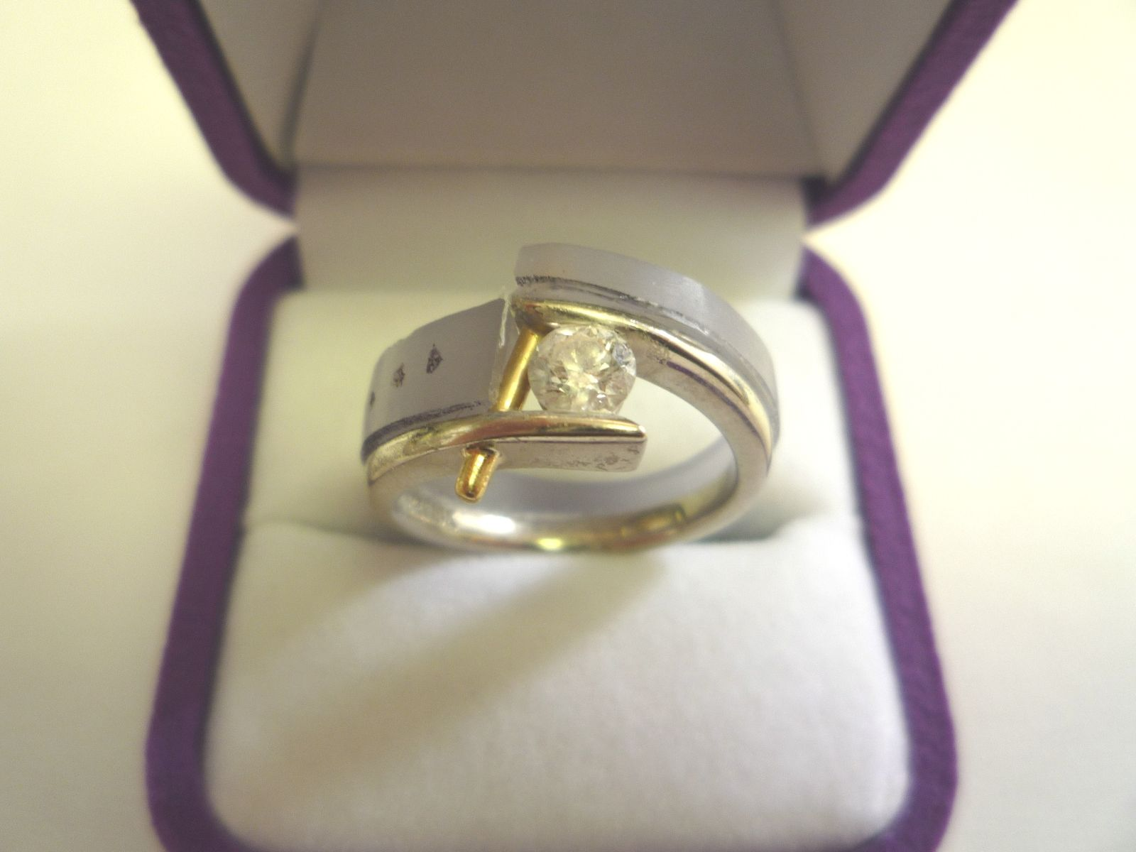 hand crafted custom fit wedding bands (design service) by border