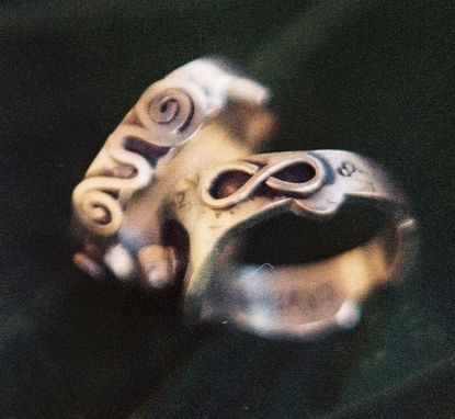 Custom Made Ying & Yang Ring