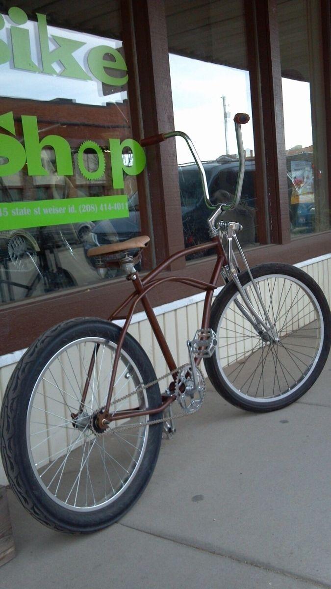 Custom Made Rat Rod Bicycle