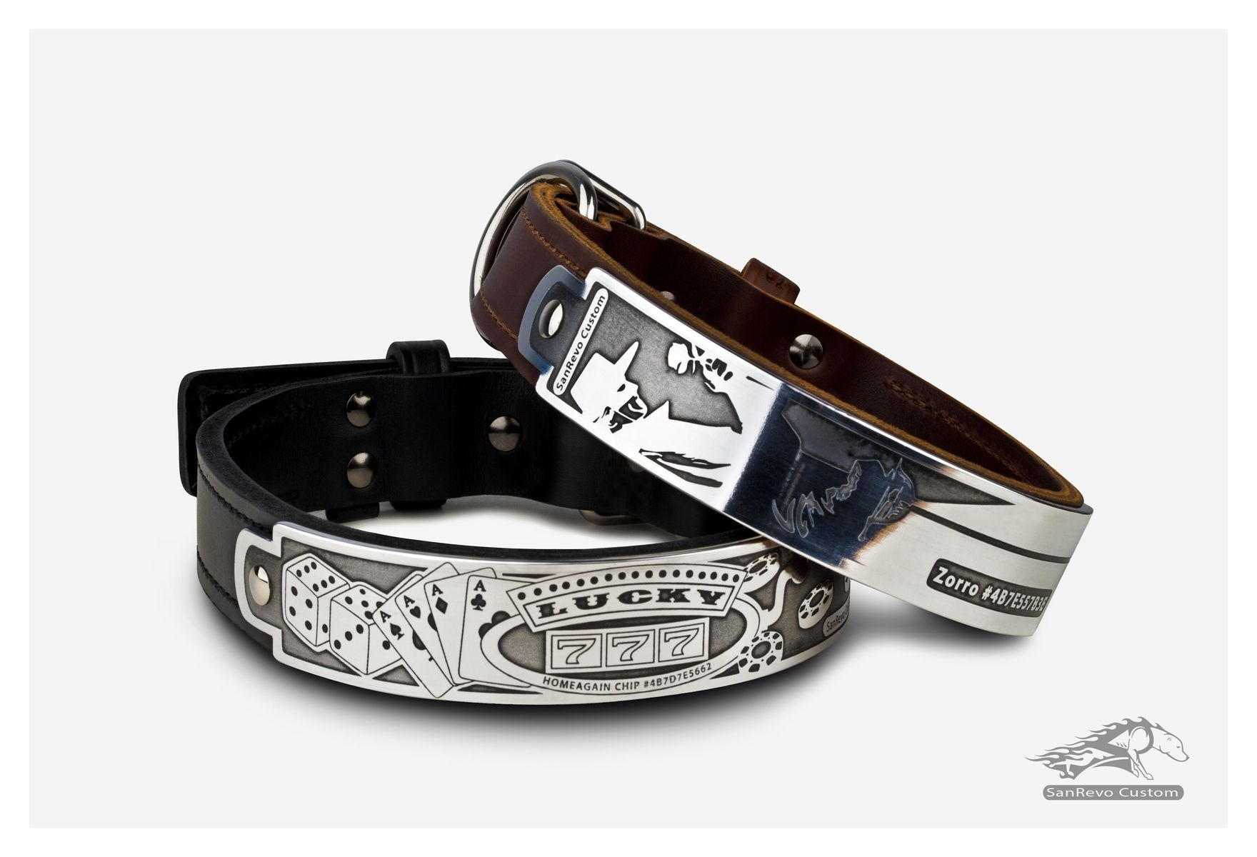 Persoonalized Dog Collars