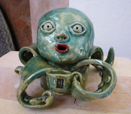 Custom Made Ceramic Octobaby