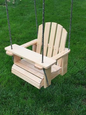 Custom Made Toddler Swing