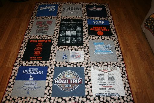 Custom Made Custom T-Shirt Quilts