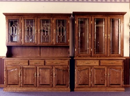 Custom Made China Hutch