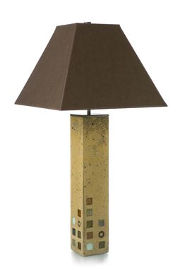 Custom Made Found 2 Table Lamp