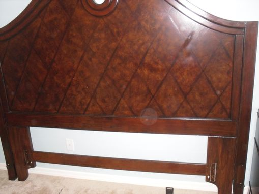 Custom Made Headboard Refit.