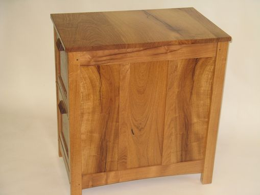 Custom Made Mesquite Filing Cabinets