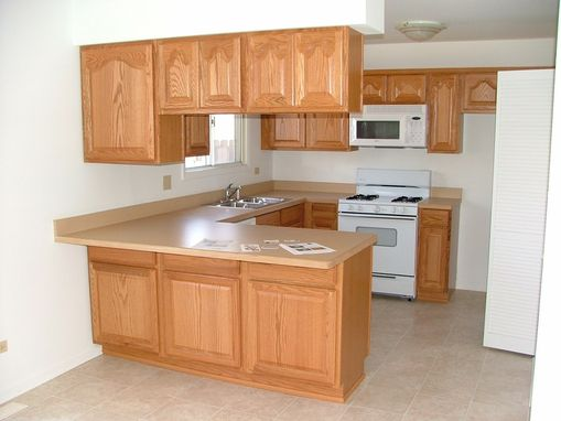Custom Made Townhome Rehab Kitchen And Bathroom