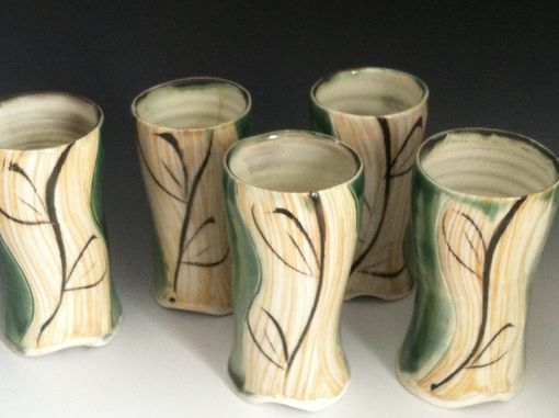 Custom Made Tall Thirsty Tumblers