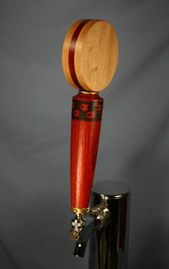 Custom Made Custom Rustic Tap Handle