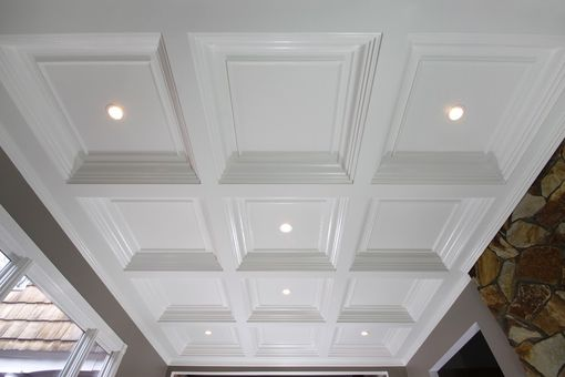 Custom Made Coffered Ceiling System 3
