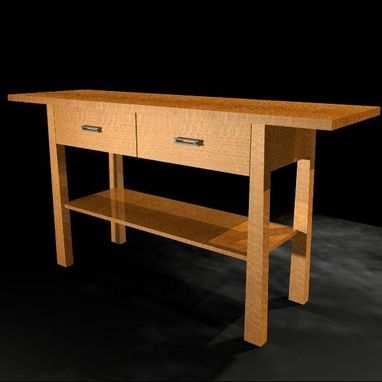 Custom Made Maher Prairie Sideboard