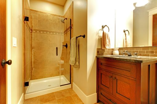 Custom Made Shower Doors 6