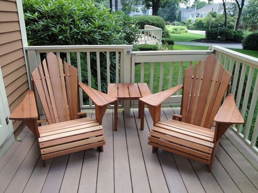 Custom Made Beach House Adirondack