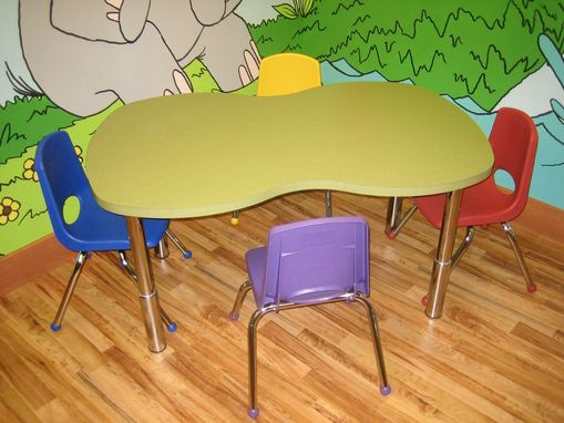 Custom Made Childrens Table
