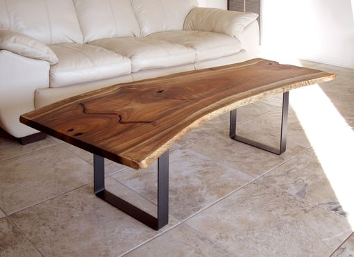 Custom Made Live Edge Desk, Tables. Ask On Current Stock