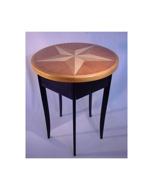 Custom Made Texas Star Table
