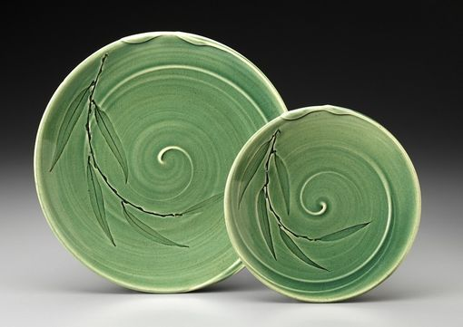 Custom Made Weeping Willow Dinnerware
