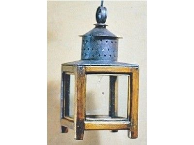 Custom Made Hanging Lantern