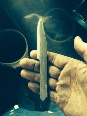 Custom Made Hand Forged Knives